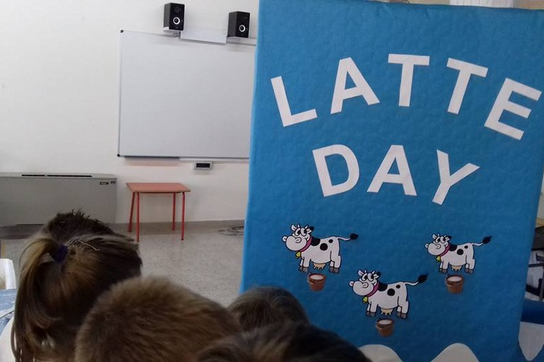 Il Latte Day dell'I.C.