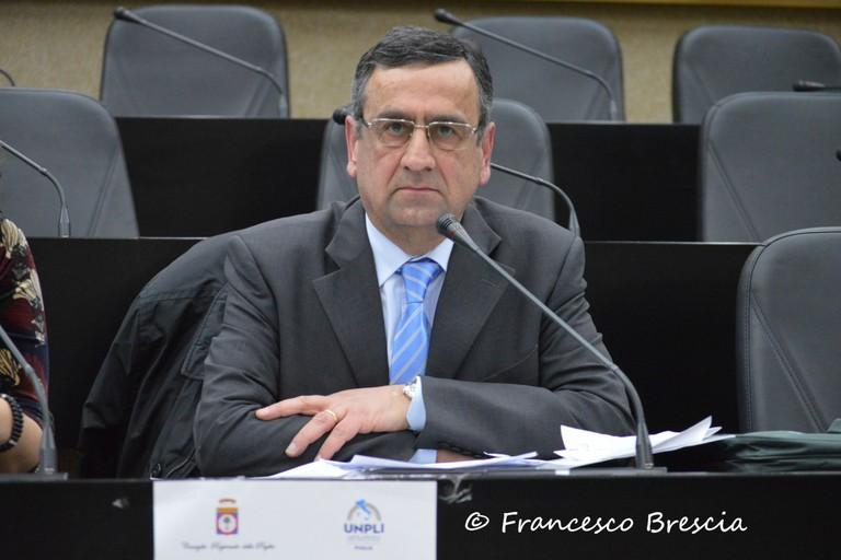 Rocco Lauciello presidente Unpli Puglia. <span>Foto Francesco Brescia</span>