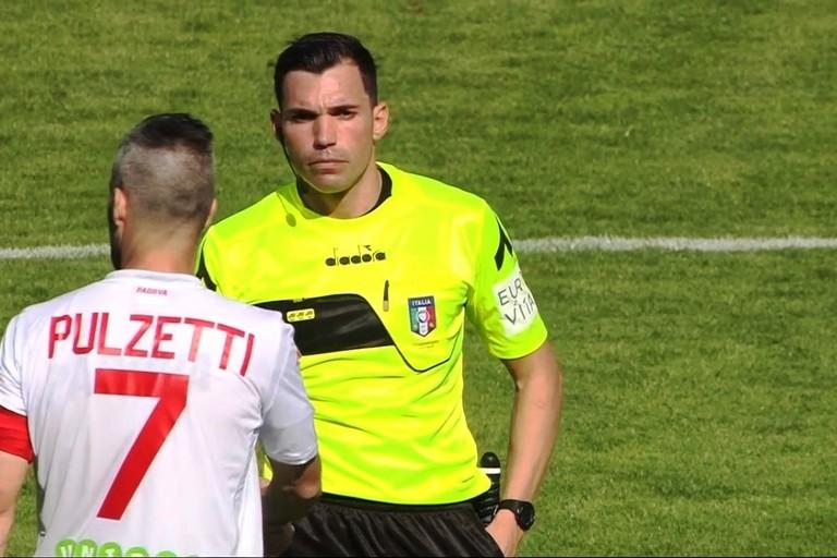 Lorenzo Illuzzi a fine gara