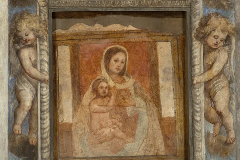 Madonna delle Grazie a Ruvo