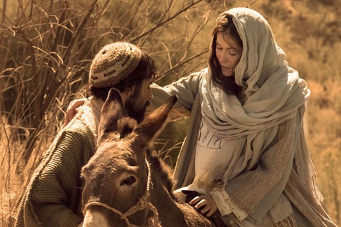 Maria e Giuseppe cercano alloggio