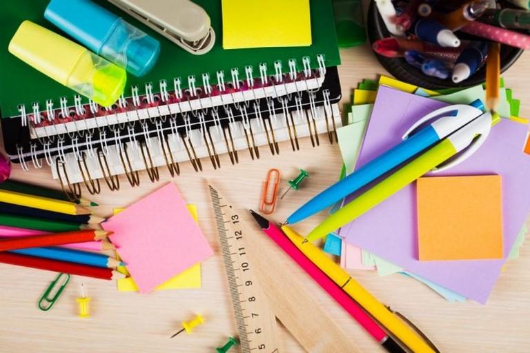 Materiale scolastico