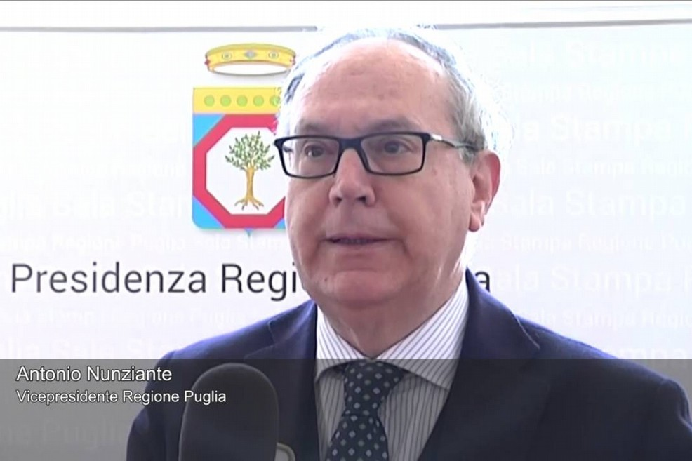 Antonio Nunziante a sostegno di Giovinazzo Bene Comune