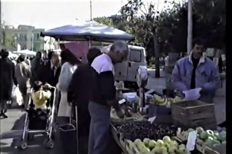 Mercato giornaliero 1991