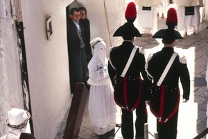 Uno scatto della mostra (Foto Giuseppe Palmiotto)