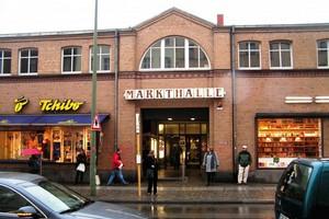 Il Markthalle di Marheinekeplatz