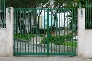 Casa di riposo San Francesco - ingresso