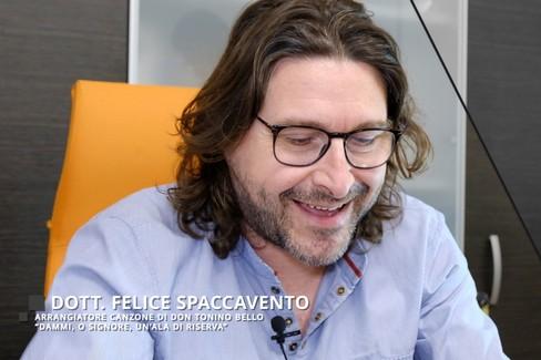 La musica del dott. Felice Spaccavento per le parole di Don Tonino – VIDEO