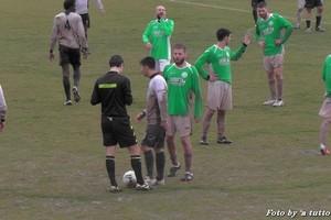 Il Giovinazzo Calcio. <span>Foto A Tutto Sport</span>