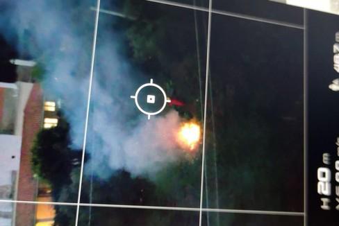 Incendi notturni: a Monopoli i controlli si fanno con il drone