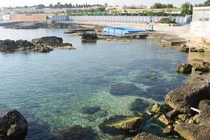 Il mare di Giovinazzo