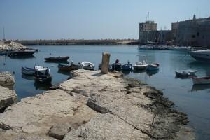 Il porto di Giovinazzo