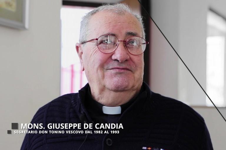 Mons Giuseppe De Candia
