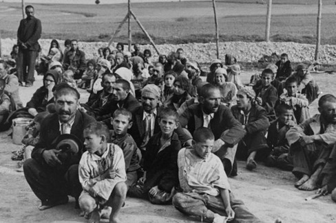 Deportati Rom e Sinti