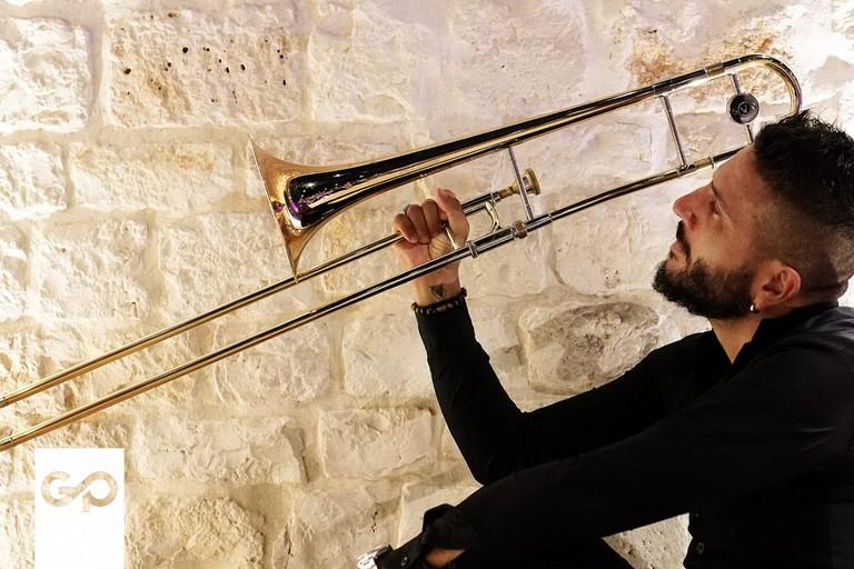 Michele Jamil Marzella. <span>Foto Giuseppe Palmiotto</span>