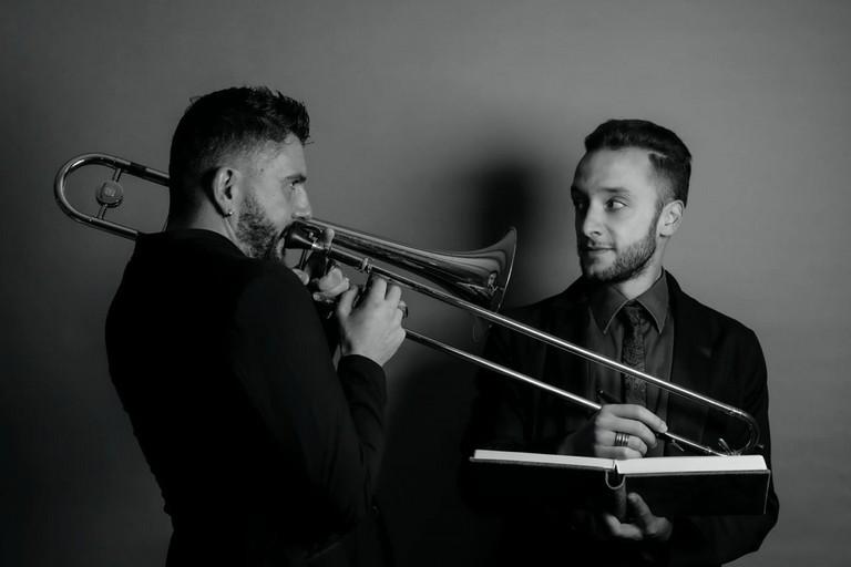 Michele Jamil Marzella e Leonardo Florio