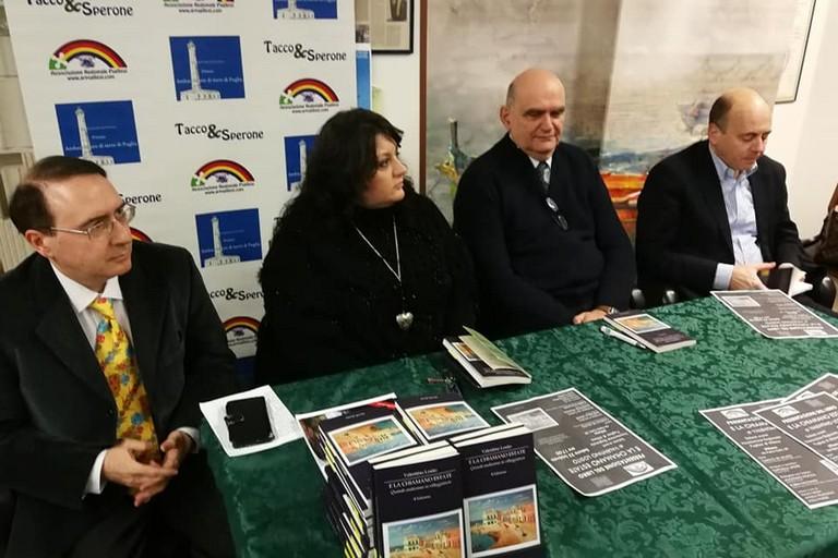 Valentino Losito ospite a Milano
