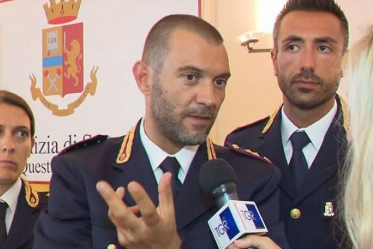 Eugenio Masino del Servizio Centrale Operativo di Roma