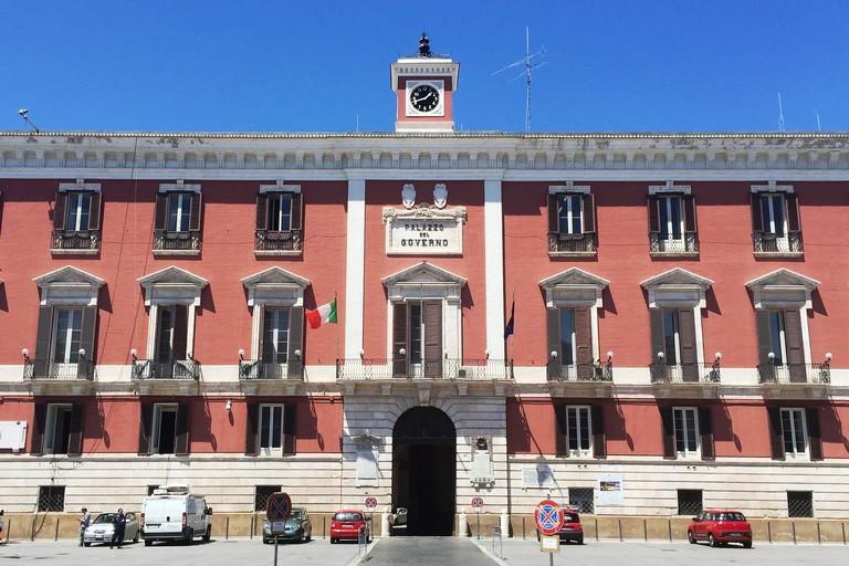 La Prefettura di Bari