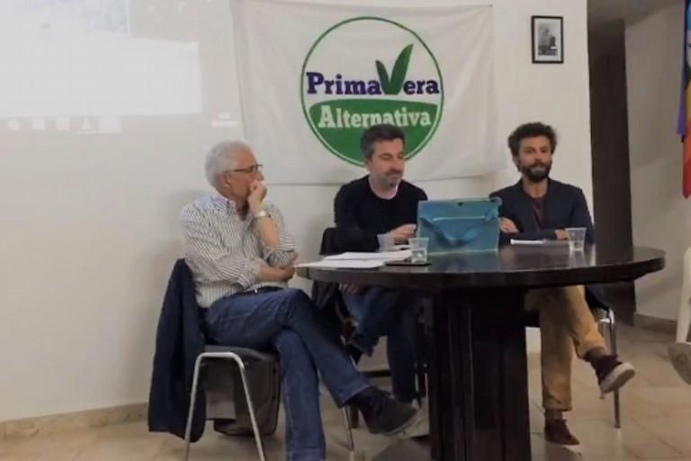 Capurso, de Gennaro e Aniello in conferenza stampa