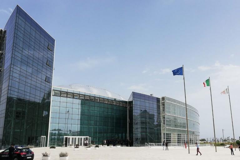 Il nuovo Palazzo della Regione Puglia