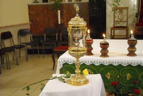 La reliquia di Santa Rita