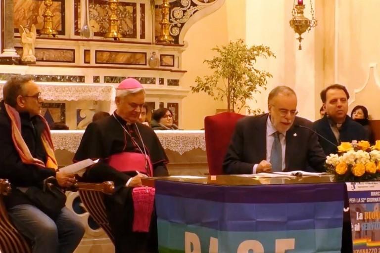 Riccardi parla a San Domenico