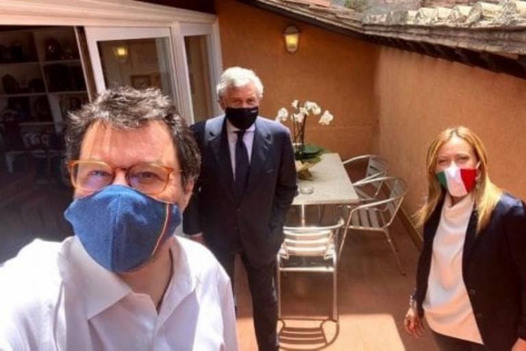 Salvini-Meloni-Tajani