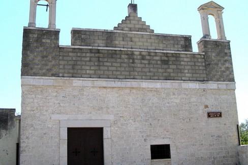 La chiesa di Santa Lucia (Foto geodruid)