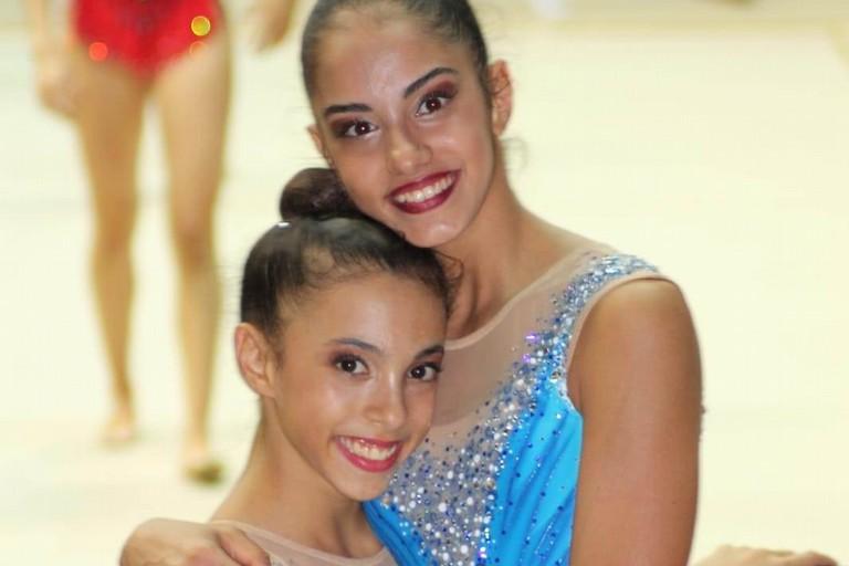 Benedetta Schifano e Carla Maghelli