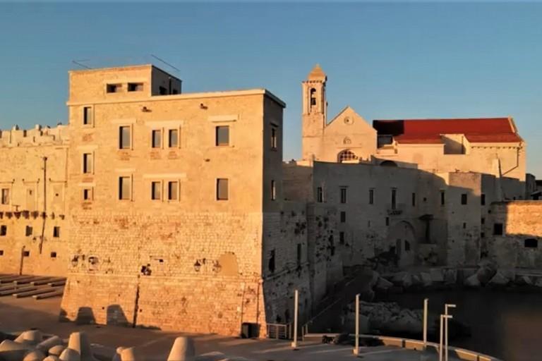 Il borgo antico da Levante