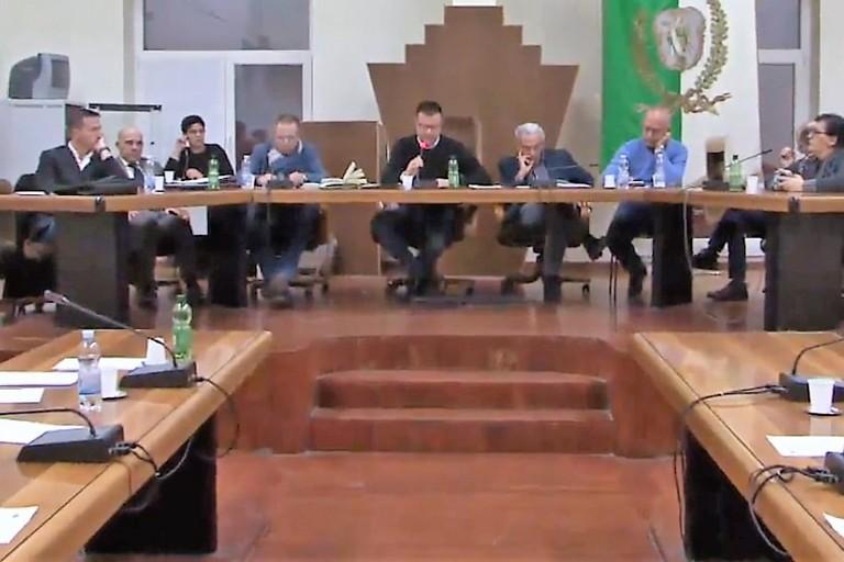 Il Consiglio comunale riunitosi ieri