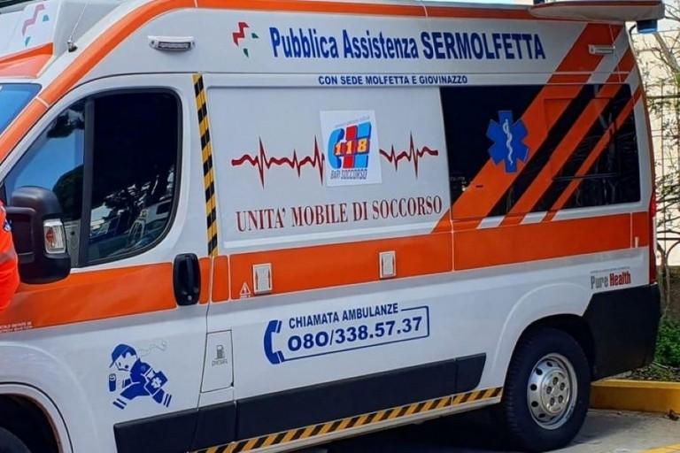 Ambulanza SerMolfetta