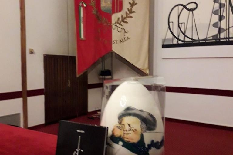Fellini sull'uovo di Nicola Giotti