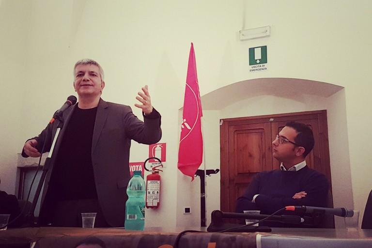 Bavaro e Vendola: «Formazione e salute per far ripartire il Paese»