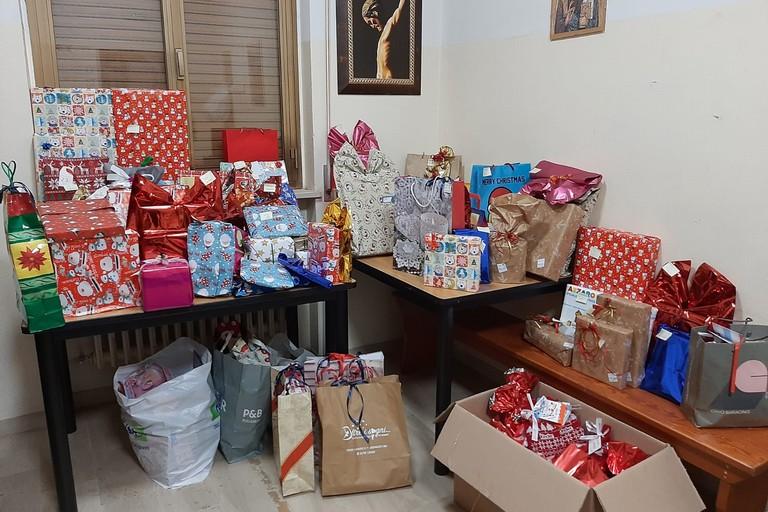 I doni della Caritas Giovinazzo