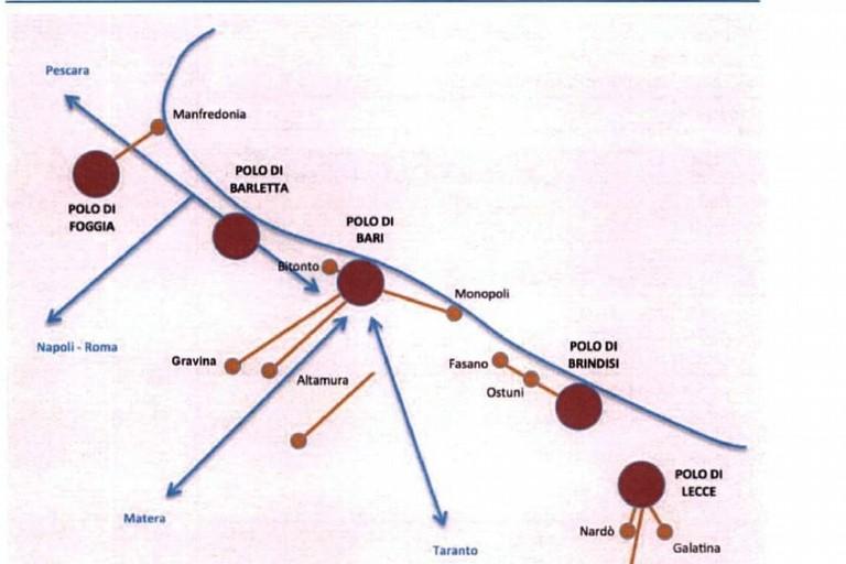 La mappa della ZES
